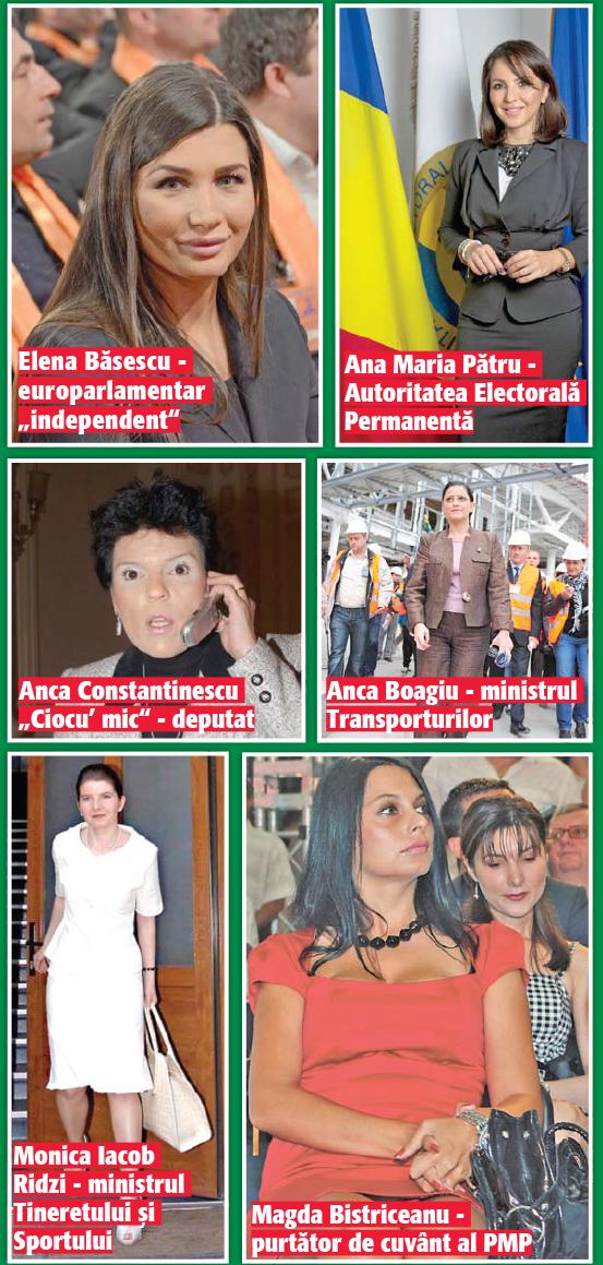 04ss05 Femeile lui Basescu care au umilit Romania!