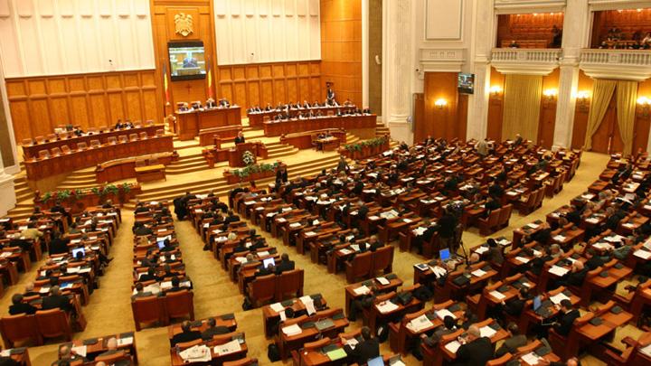 1276068018Parlament1 Deputatul Ioan Mihaila a vorbit 29 de secunde in 4 ani de mandat