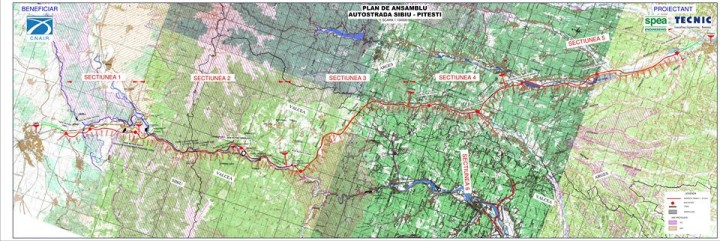15079039 1776722615921143 3251268501437367421 n autostrada 720x241 S a anuntat traseul autostrazii Pitesti Sibiu. Cand ar urma sa fie gata (HARTA)