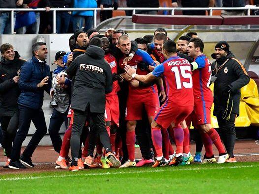 15171028 1522469534435734 4502963195164259795 n steaua Acelasi scor in Europa League: Steaua a invins Osmanlispor, Astra a trecut de Austria Viena