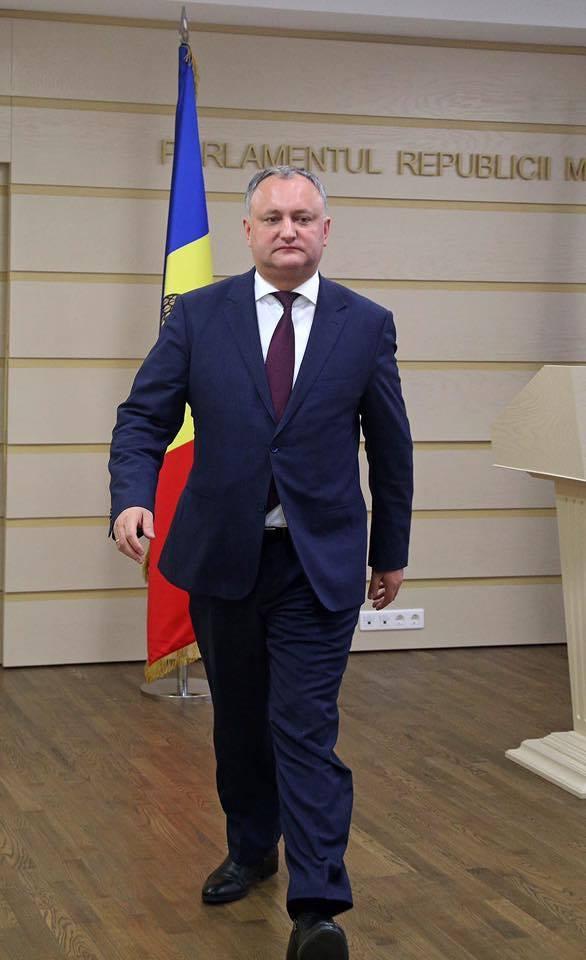 15241209 1772998409607712 3728579968139138940 n dodon Noul presedinte moldovean anunta o vizita privata la Moscova