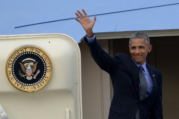 161114 obama last trip feature Obama si a inceput turneul de adio