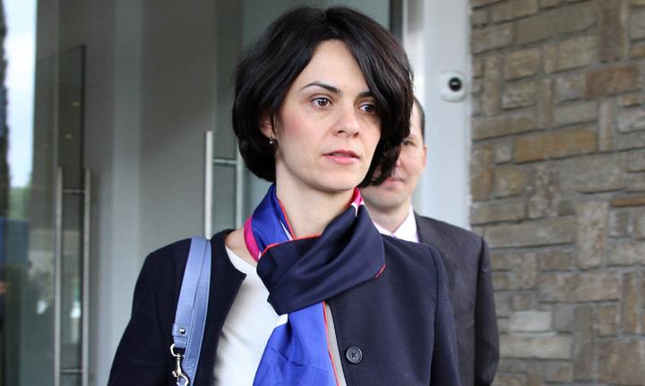 """Delia Velculescu """"Doamna de fier"""" a FMI, """"pisica"""" pentru Ciolos!"""
