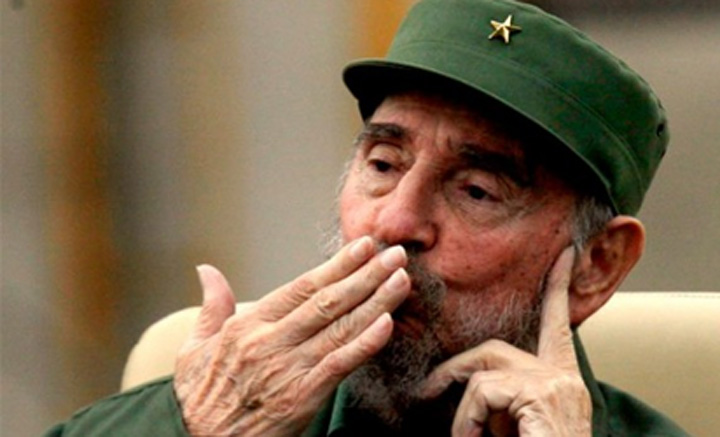 Fidel Castro Funeraliile lui Castro, un doliu in trei acte