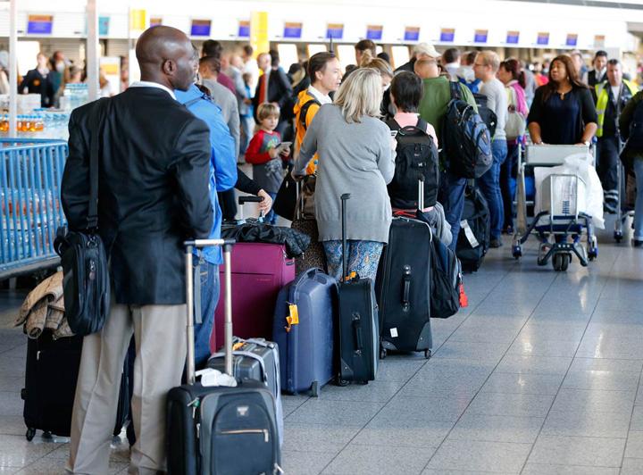 Germany Lufthansa Str NH Lufthansa se joaca cu nervii pasagerilor