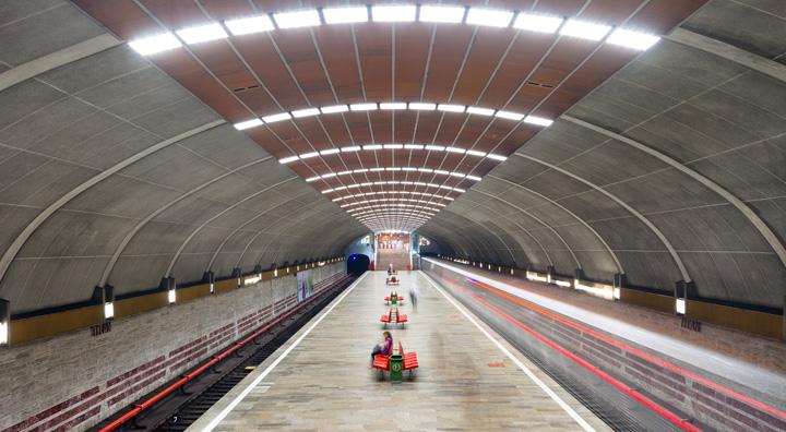 """Statie Metrou   Titan Bucurestenii, in """"vizita de lucru"""" la metrou!"""