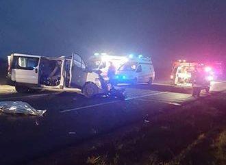 accid dn Accident cu 4 morti si mai multi raniti pe DN 2/E 85