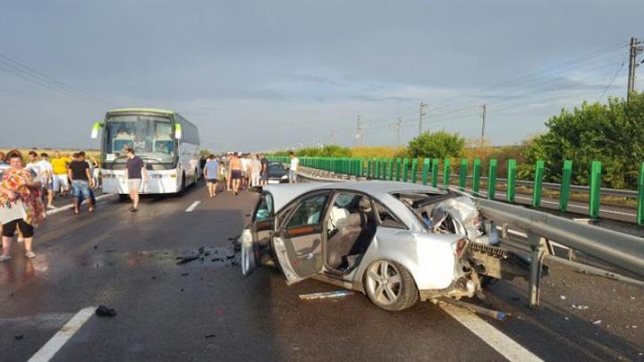 accident A 1jpg Nesimtirea criminala a CNADNR omoara soferii pe capete