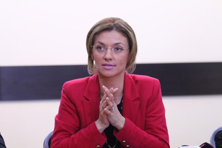 alina gorghiu Intrecere socialista in promisiuni electorale