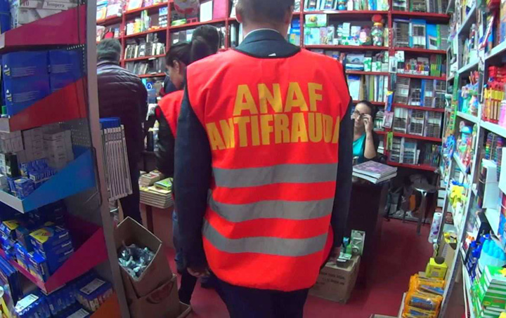 anaf  Inspectorii ANAF nu vor mai bate la usi!