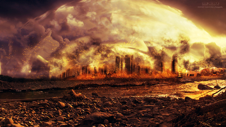 apocalipsa ALERTA! Specia umana poate disparea pana in 2100