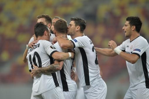 astra 24 nov Acelasi scor in Europa League: Steaua a invins Osmanlispor, Astra a trecut de Austria Viena