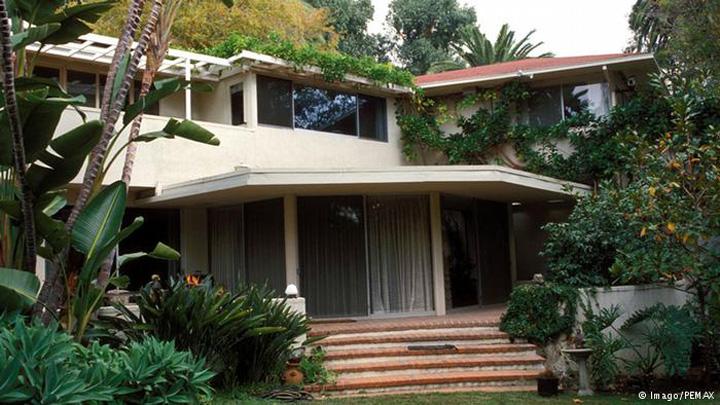 casa Thomas Mannjpg Germania a cumparat casa din California in care a locuit Thomas Mann