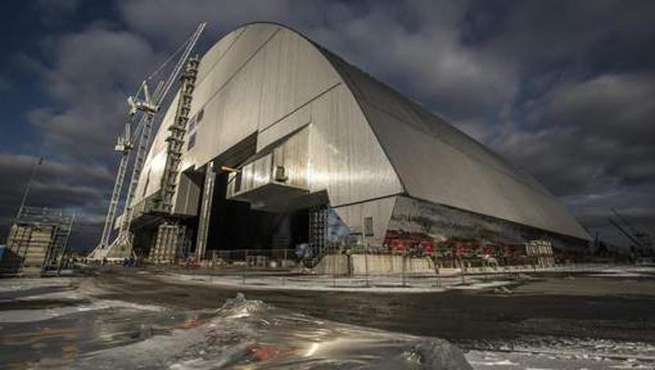 cernobil2 Un nou cavou pentru Cernobil