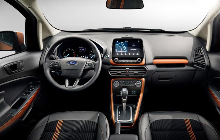 ecosport 2l Ecosport, un SUV made in Craiova, lovitura companiei Ford pentru Europa