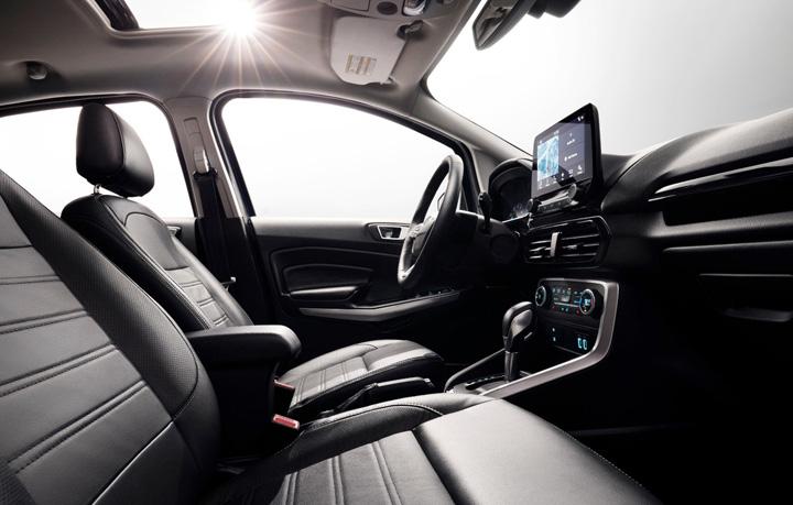 ecosport 3l Ecosport, un SUV made in Craiova, lovitura companiei Ford pentru Europa