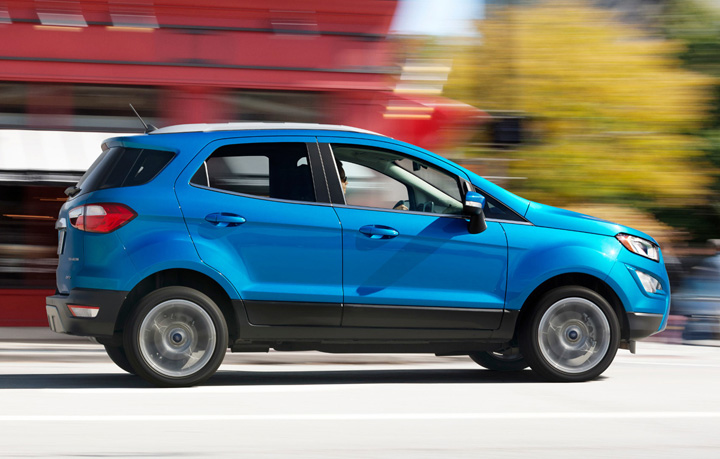 ecosport l Ecosport, un SUV made in Craiova, lovitura companiei Ford pentru Europa