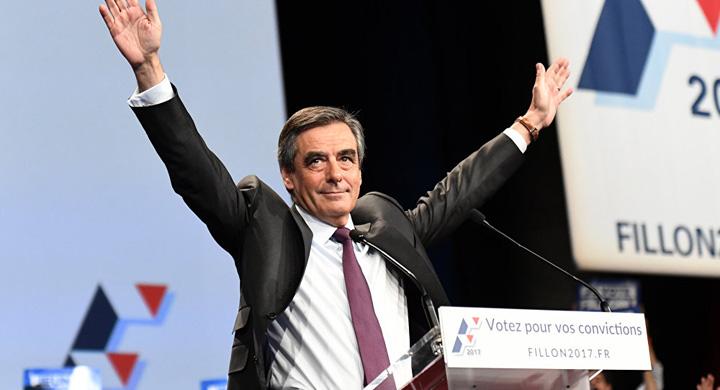 fillon Francois Fillon ar castiga la prezidentiale in fata lui Le Pen