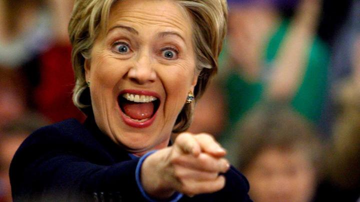 hillary clinton laughing Alegerile din SUA, piratate? Democratii cer renumararea voturilor