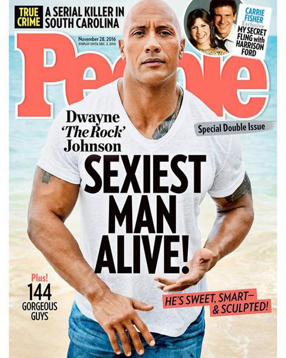 image 2016 11 15 21417211 41 dwayne johnson numit cel mai sexi barbat viata Cel mai sexy barbat in viata!