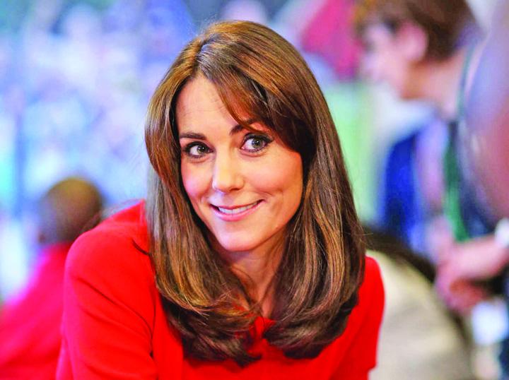 kate Kate Middleton, fermecata de actrita printului Harry