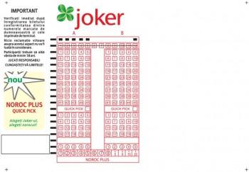 loto joker 350x243 S a castigat marele premiu la LOTO   JOKER. Cat noroc a avut jucatorul!
