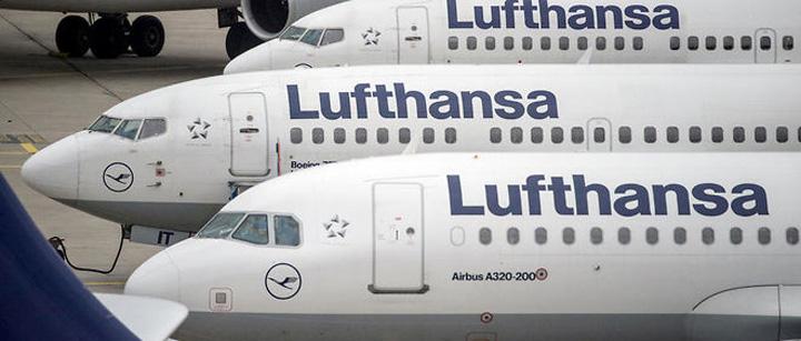 lufthansa 100.000 de pasageri, afectati de greva de la Lufthansa