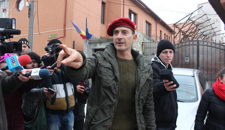 mazare Radu Mazare la dna ziua de constanta 1 Radu Mazare fuge de presa