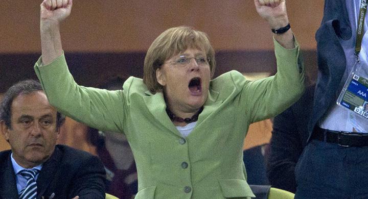 merkel3 Merkel candideaza pentru al patrulea mandat