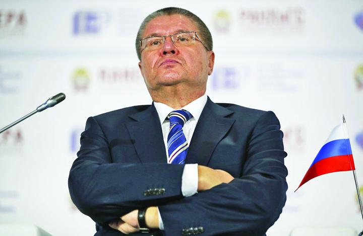 ministru 1 Ministrul rus al Economiei, saltat pentru o spaga de doua milioane de dolari