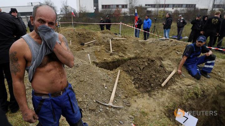 morminte alta 1jpg Concurs de sapat morminte in Slovacia