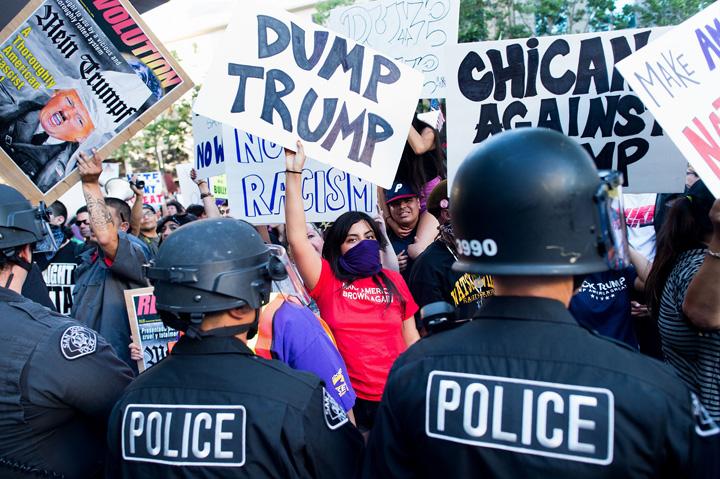 preoiteste 1 Trump promite arme de foc si judecatori anti avort