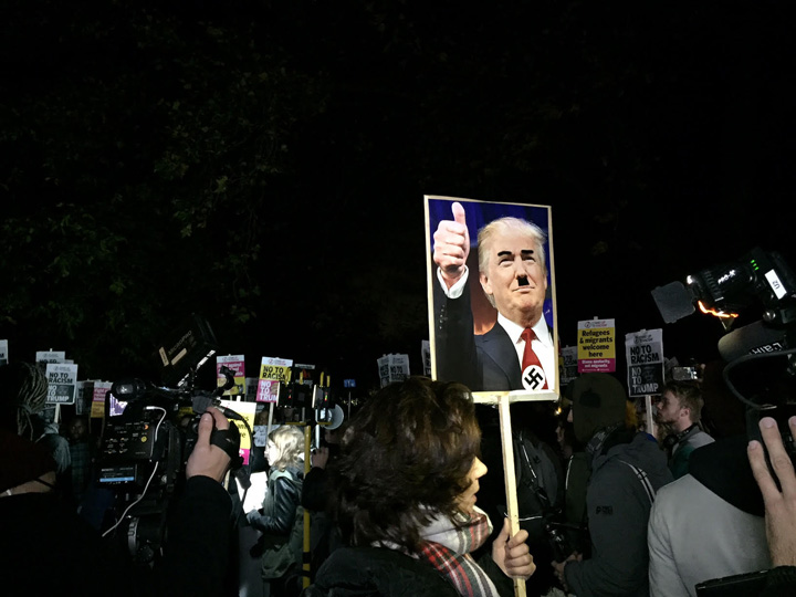 proteste2 S a trezit America! We are fucked!
