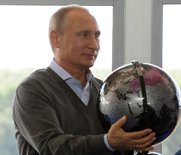 putin4 Prima convorbire Trump Putin