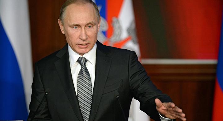 putin5 Parlamentul european pune tunurile pe presa lui Putin