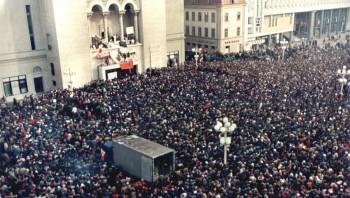 revolutie 350x198 Procurorii, cu ochii pe falsii revolutionari. Perchezitii: mii de certificate date fara drept
