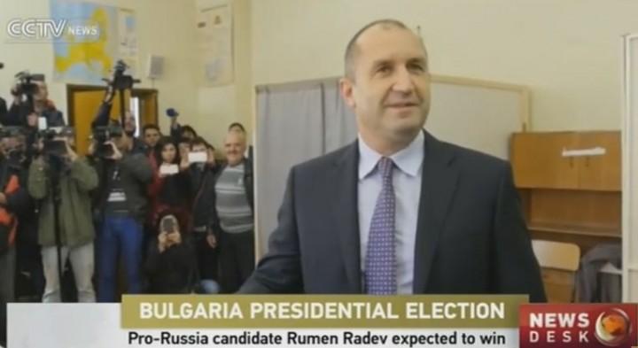 rumen 720x393 Radev a castigat alegerile in Bulgaria, premierul Borisov renunta la functie