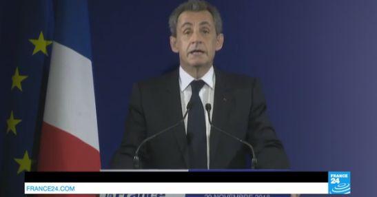 sarko Sarkozy isi vede naruit visul de a candida la prezidentialele de anul viitor