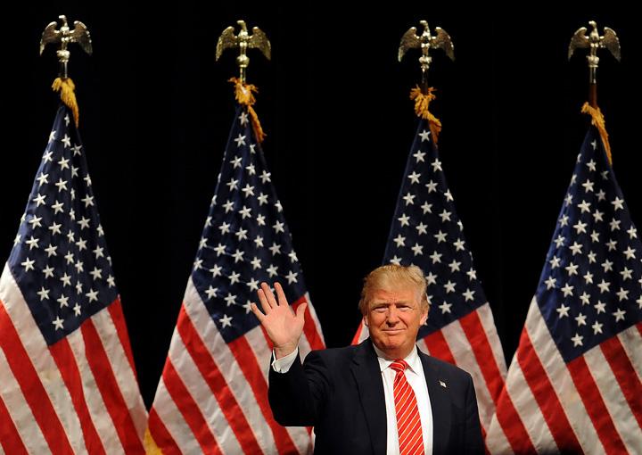 trumpi Romanul care l a facut pe Trump presedinte