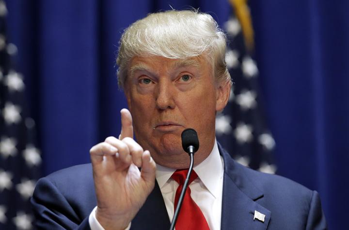 uh huh honey Se va razbuna Trump?