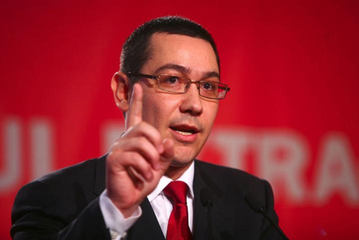 victor ponta Ponta, varful de lance al sistemului ticalosit!