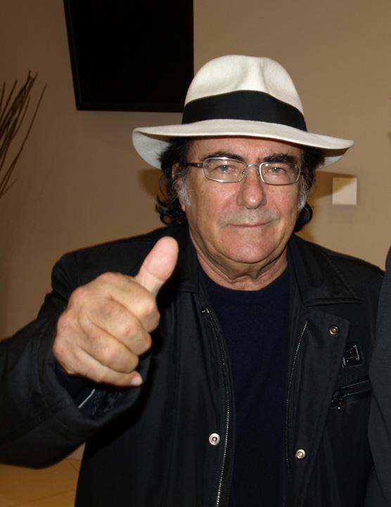 Albano 2014 Al Bano, lovit de infarct. Acum e bine