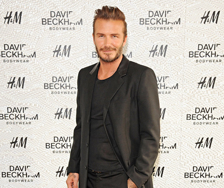 Foto4 David Beckham a incasat 71.000 de lire sterline pe zi!