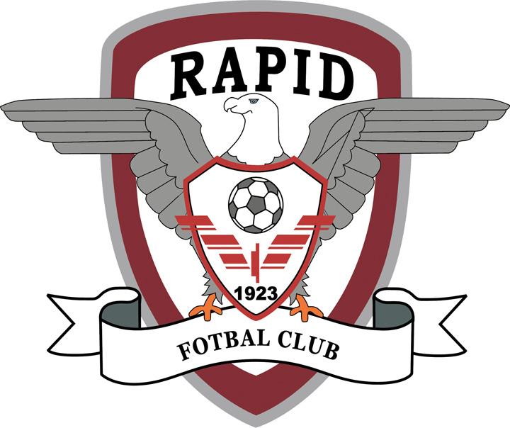 Logo Rapid Bucuresti Rapid nu mai exista!