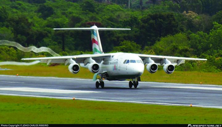 Singurul avion disponibil din flota LaMia un Avro RJ85 s a prabusit Proprietarul Avionului Mortii a fost arestat