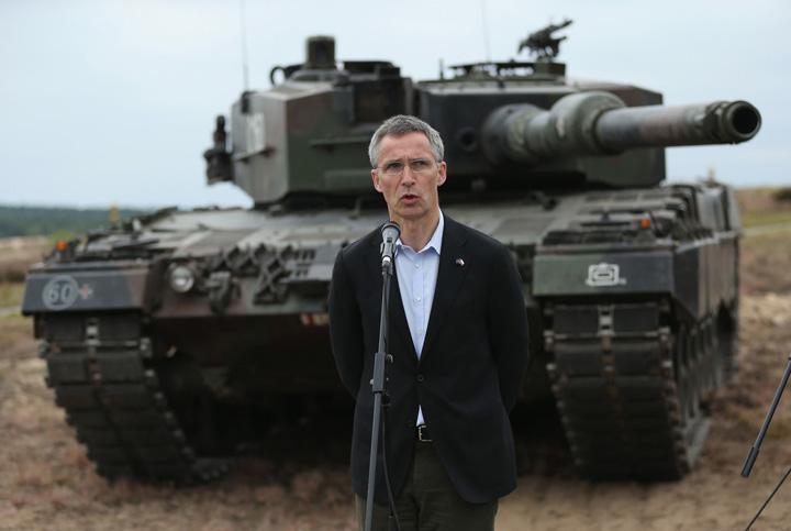 Stoltenberg Stoltenberg zice ca NATO poate proteja Romania
