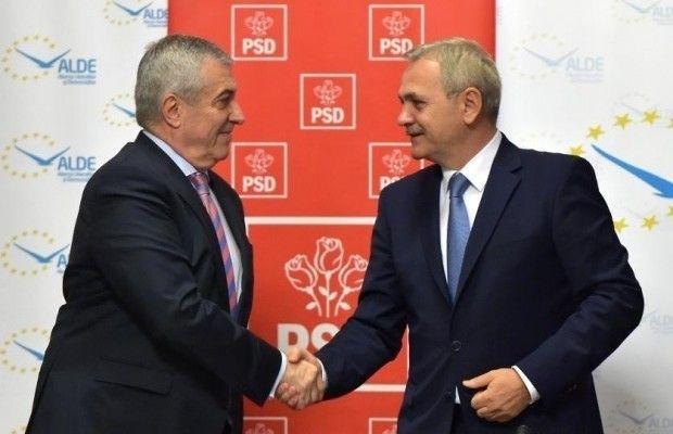 alianta Desi aliate, PSD si ALDE sunt chemate separat la a doua runda de consultari