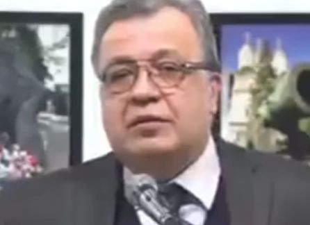 ambasador Cazul ambasadorului ucis. Convorbire Erdogan Putin si ancheta ruso turca (VIDEO)