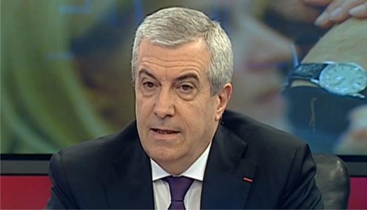calin popescu tariceanu Castigatorii alegerilor nu si pierd vremea cu Iohannis