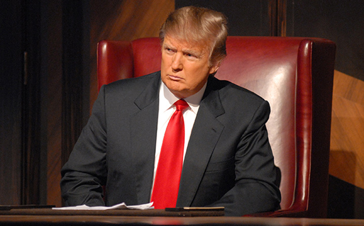 """celebrity apprentice 0 Trump va monitoriza emisunea """"Celebrity Apprentice"""" si de la  Biroul Oval!"""